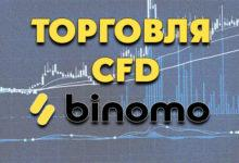 торговля CFD binomo